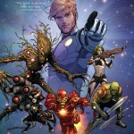 Guardians of the Galaxy: Cosmic Avengers – Brian Michael Bendis (author), Steve McNiven (illustrator), Sara Pichelli (illustrator)